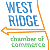 West Ridge Chamber of Commerce logo